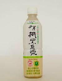 美纖小舖:統盛有機黑豆漿450ml24瓶