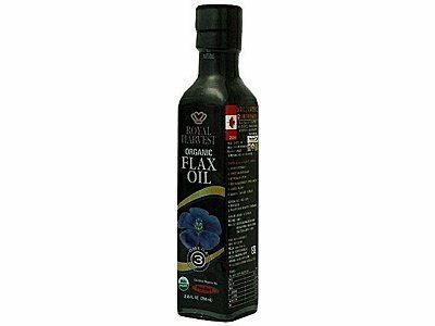 皇家豐收 加拿大有機亞麻仁油(250ml/瓶)