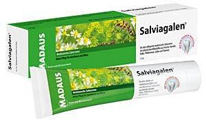 Salviagalen 香雅潔露 牙膏 德國原裝進口75ml