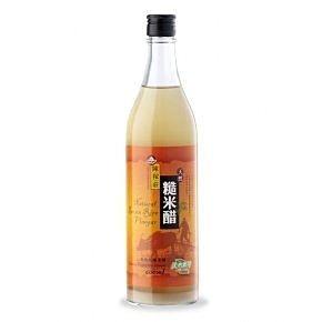 陳稼莊 糯米醋 12瓶組