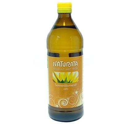 德國納圖拉 有機冷壓葵花油(750 ml/瓶)