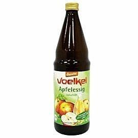 德國 維可Voelkel 有機蘋果醋 Demeter 750ml