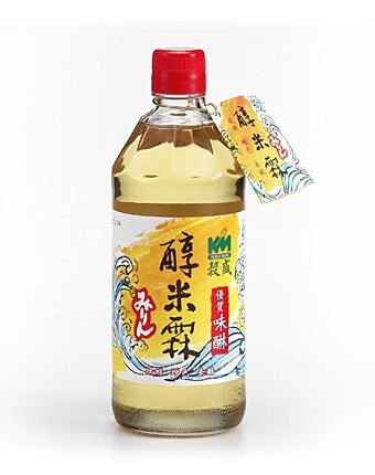 穀盛 醇米霖(優質味醂)600ml
