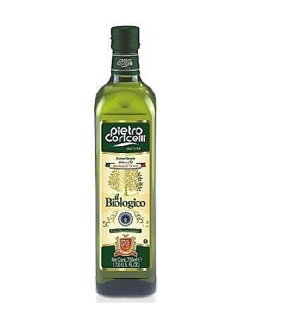 老皮耶 義大利冷壓初榨有機橄欖油 500ml/瓶