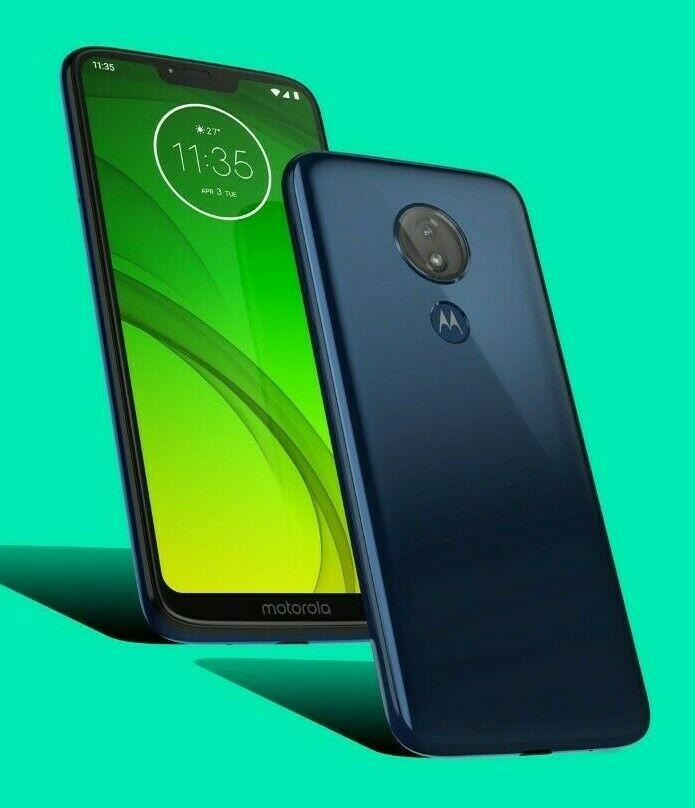 Motorola Moto G7 POWER DS (32GB+3GB RAM) or (64GB+4GBRAM) XT1955-2 6 2