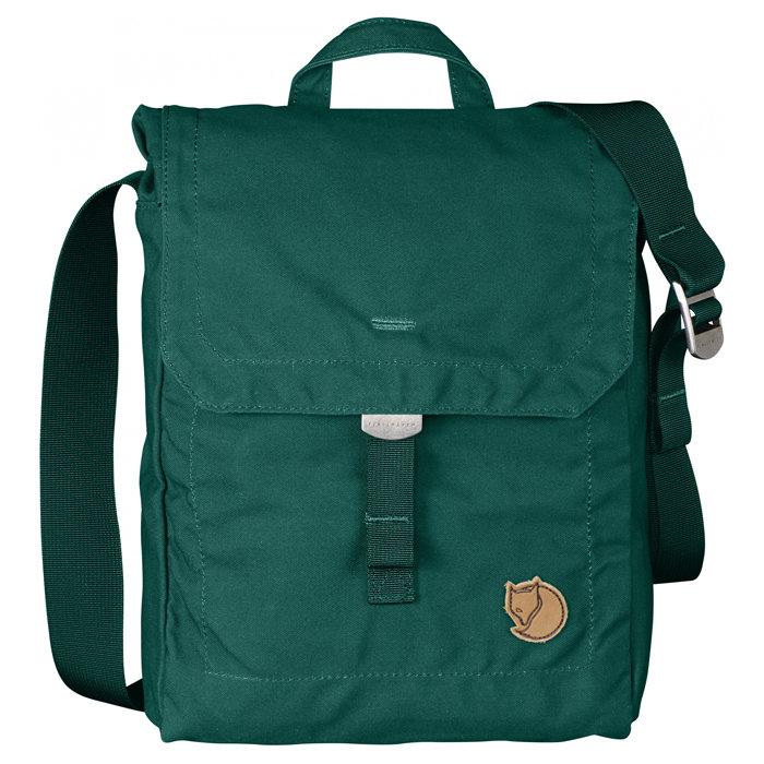【鄉野情戶外用品店】Fjallraven  瑞典   小狐狸 Foldsack No.3 信封式側背包/旅行側包/24225 《銅綠色》