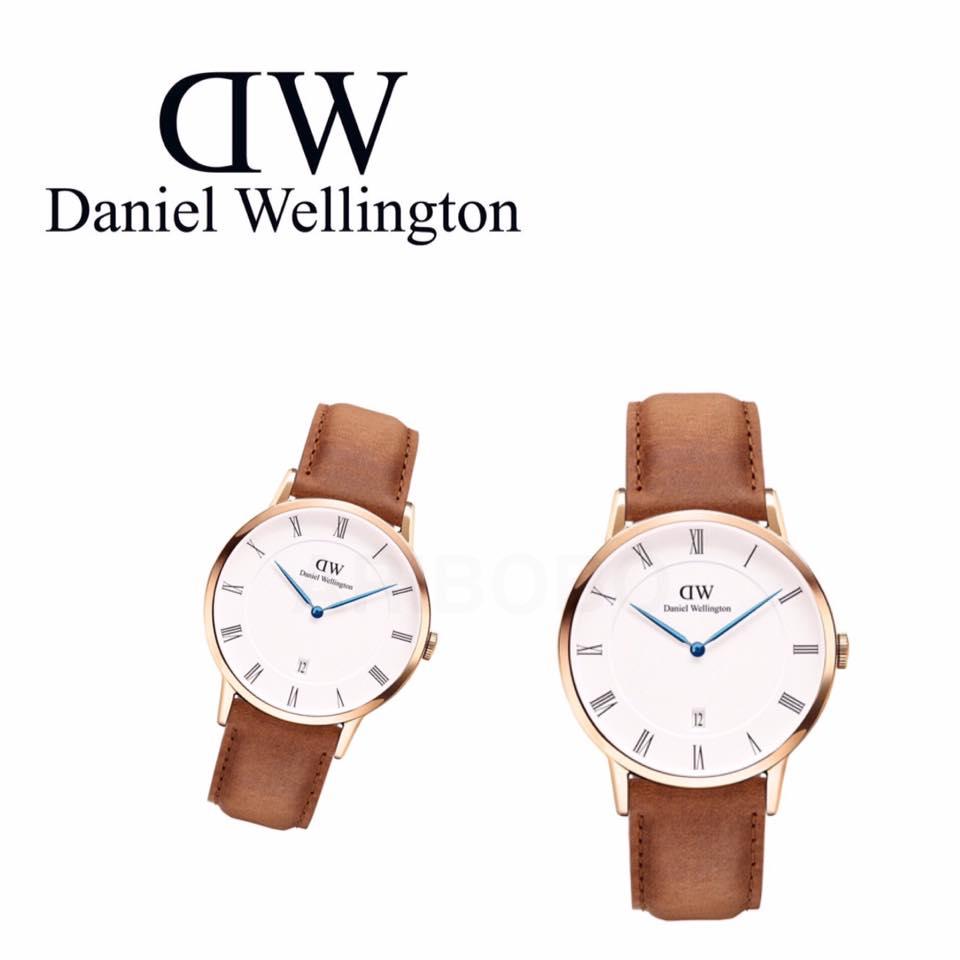 【Daniel Wellington】DW手錶DAPPER DURHAM 38MM(免費贈送另一組表帶)【全店免運】 2