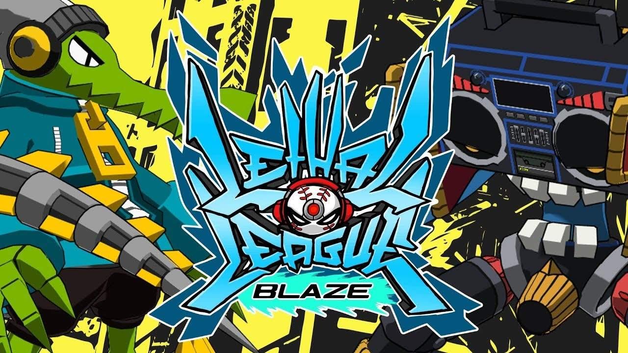 預購中 9月12日發售 亞洲中文版  [普遍級] NS LETHAL LEAGUE BLAZE