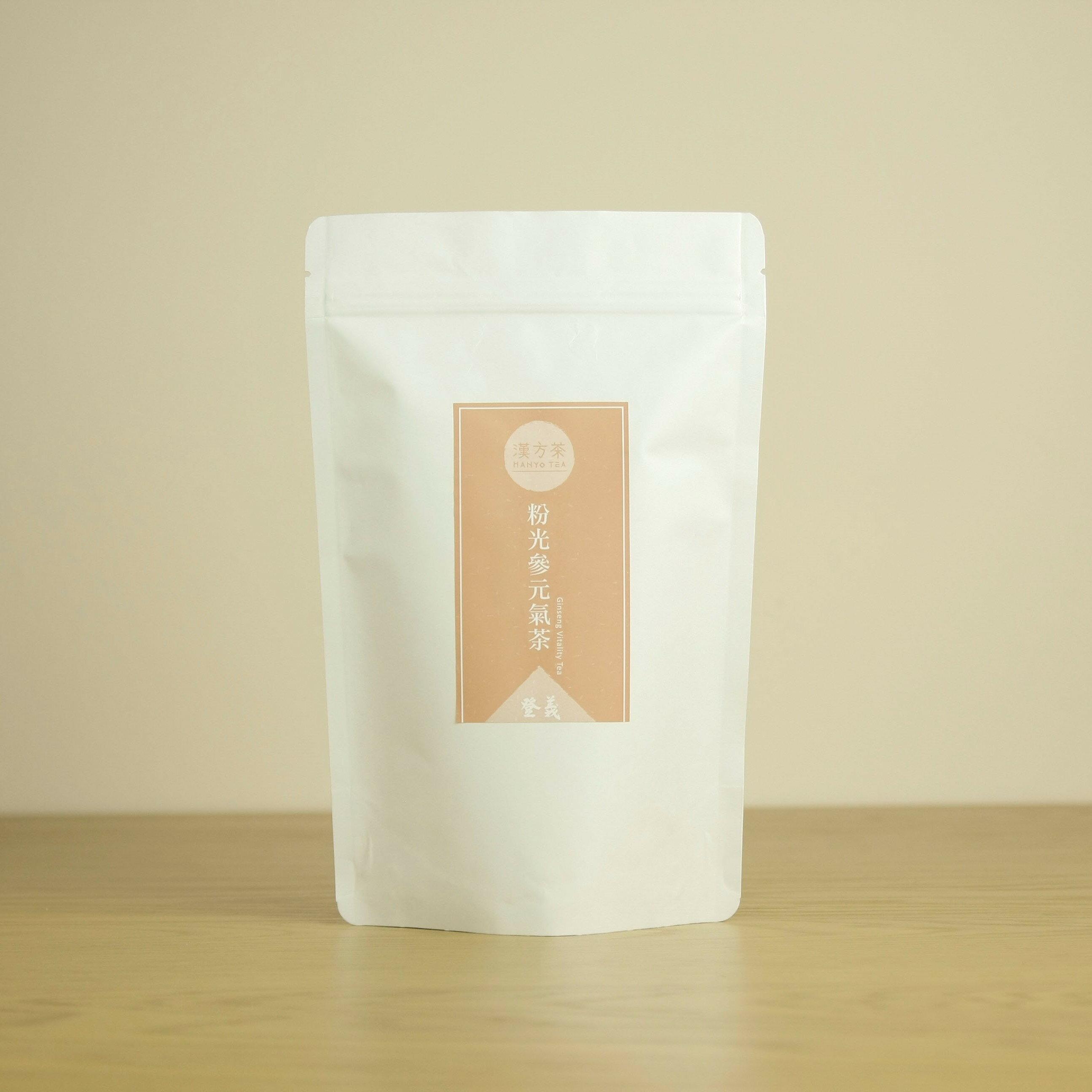 <br/><br/>  【登義漢方】漢方茶HanYo tea-粉光參元氣茶(20入)<br/><br/>