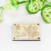 喜佳網購中心:艾蜜莉午茶系列木標-極品好茶