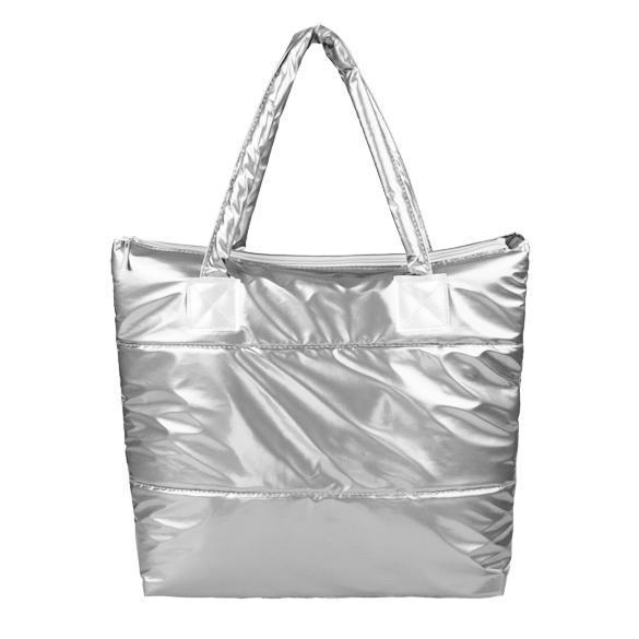 Waterproof Ladies Winter Cotton Totes Shoulder Handbag 2