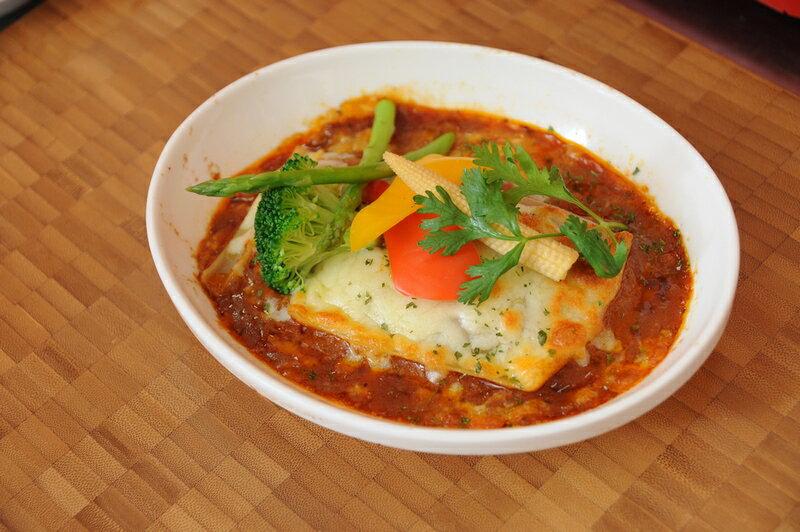 波隆那茄汁牛肉千層麵