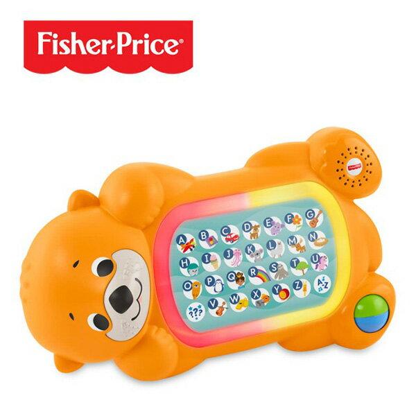 Fisher-Price 費雪 LINKIMALS字母學習水獺【悅兒園婦幼生活館】【618購物節】