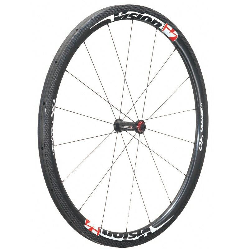 【7號公園自行車】 Vision Metron 40輪組 管胎版