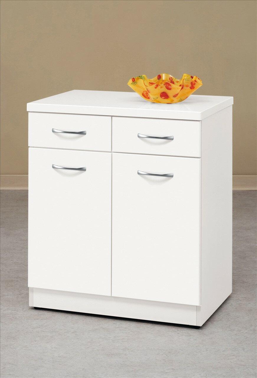 ~石川家居~KM~934~4 雅典娜2.2尺餐櫃 收納櫃 置物櫃^(下座^)^(不含 ^)