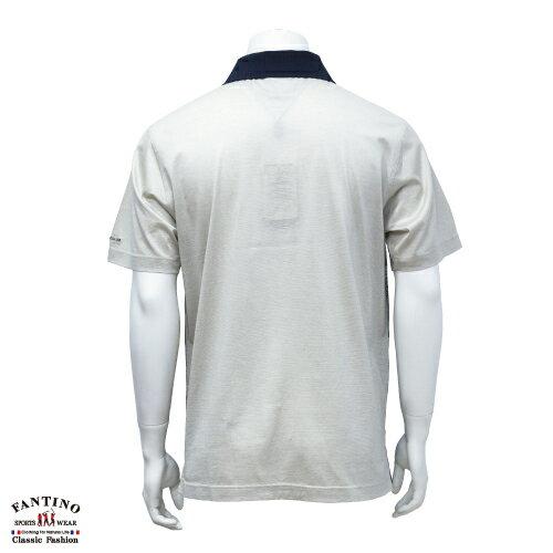 【FANTINO】男裝 80支雙絲光棉POLO衫 131306 1