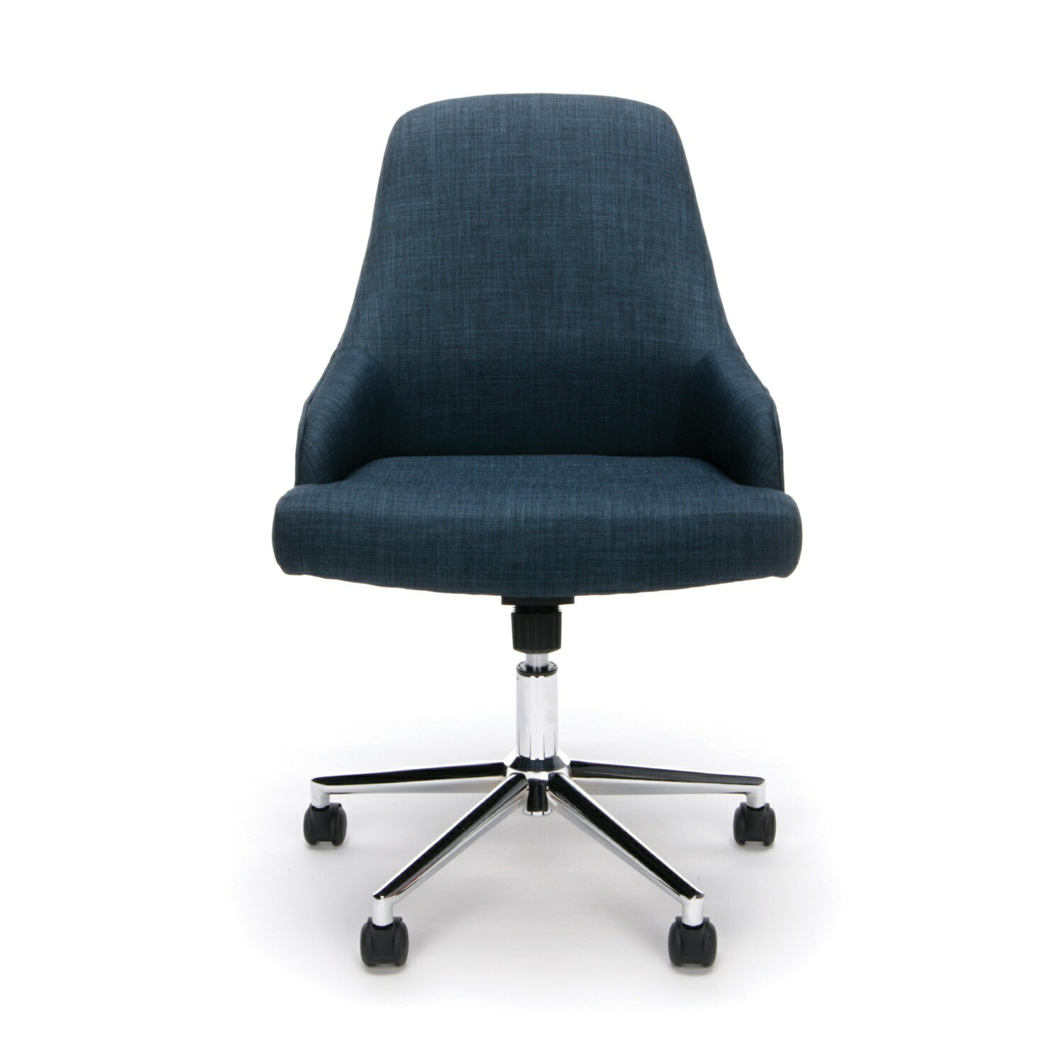 Essentials By Ofm Ess 2086 Upholstered Ergonomic Armless Home Desk Chair 3