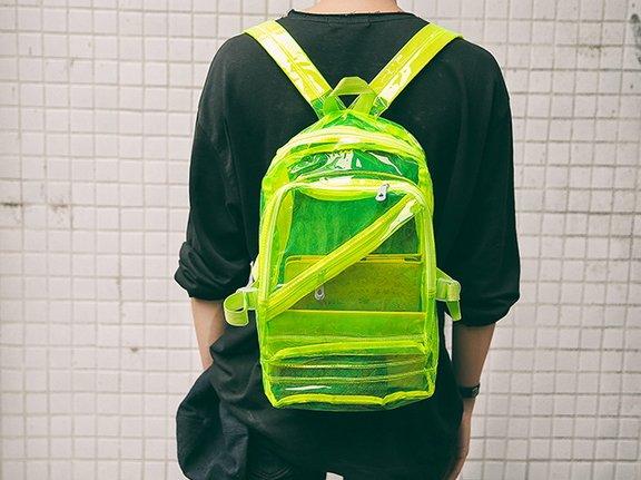 韓國 防水 浮淺 玩水 下雨 都不用怕 後背包