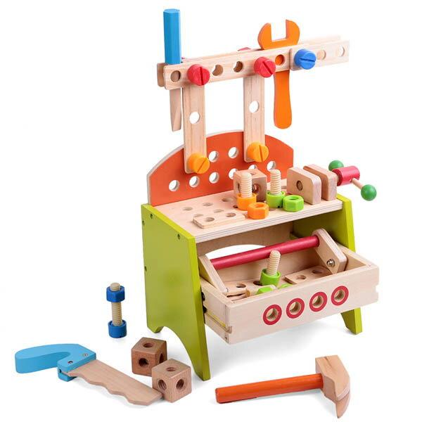 木製仿真工具台