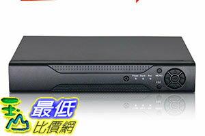 [106大陸直寄] AHD同軸 高清混合4路 DVR監控硬碟錄影機 TVI CVI支持繁體及NTSC制