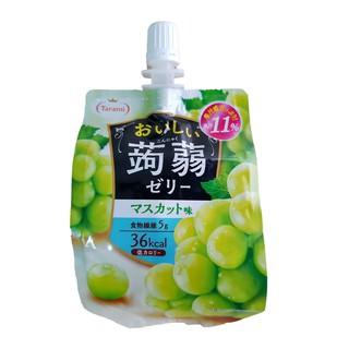 日本Tarami低卡蒟蒻果凍飲 吸吸便利包20包以上享團購 4