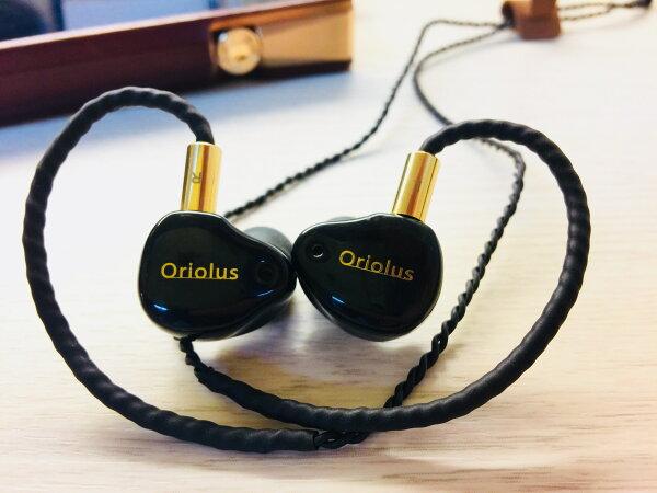 ☆宏華資訊廣場☆Oriolusfinschi圈鐵混合入門款耳道式耳機店面提供試聽