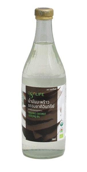 AgriLIFE有機椰子食用油 750毫升