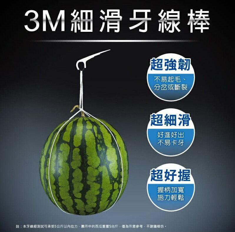 3M 細滑牙線棒散裝超值分享包(500支入)【AF05083】istyle居家生活