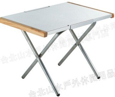 UNIFLAME 小鋼桌/耐熱桌/摺疊桌 日本製 U682104