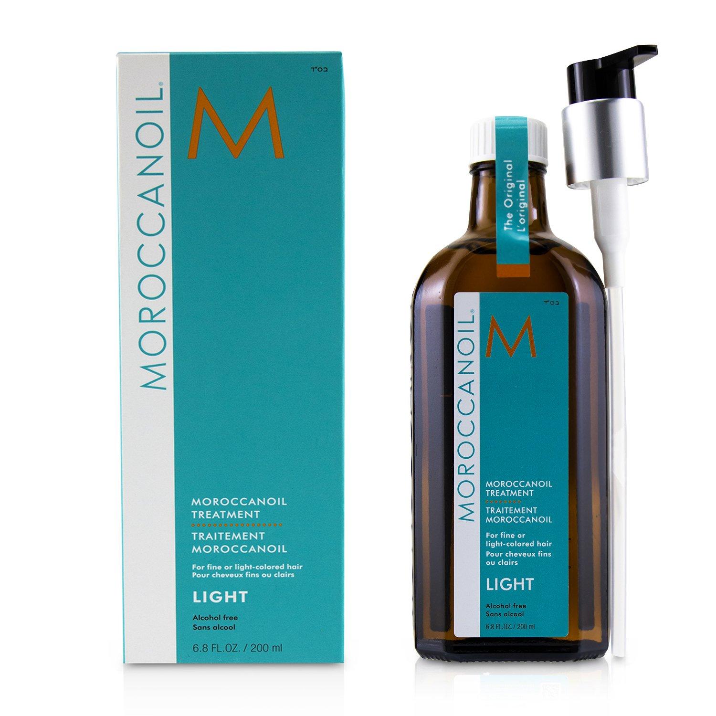 摩洛哥優油 Moroccanoil - 摩洛哥輕優油 (脆弱或淺色髮絲)
