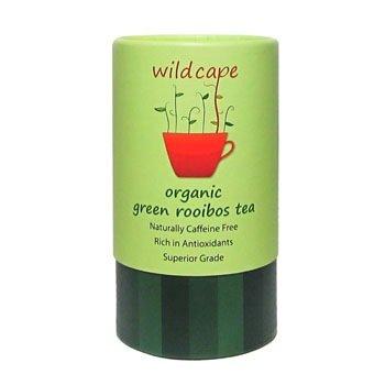 【淘氣寶寶】南非國寶茶Wild Cape 野角南非博士綠茶-40包/罐【天然生成無咖啡因、低單寧酸、溫和無澀味】