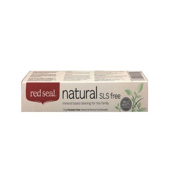紐西蘭RedSeal天然草本礦物質牙膏110g條◆德瑞健康家◆