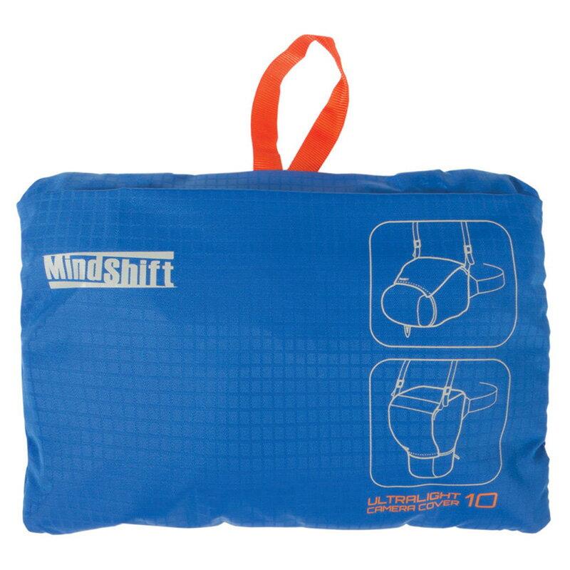 ◎相機專家◎ Mindshift UltraLight DSLR Cover 10 MS701 藍 輕量防雨套 公司貨