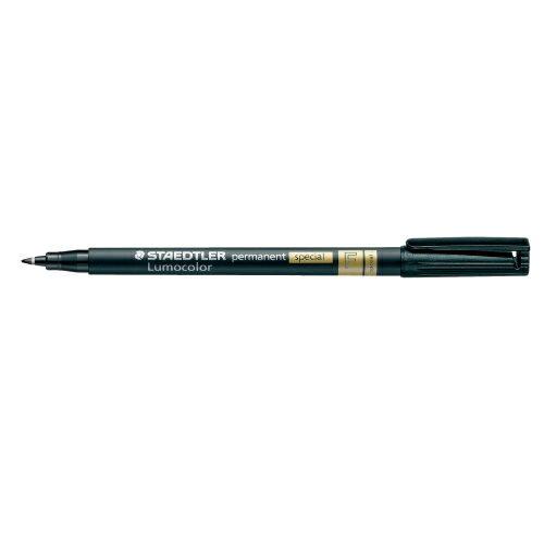 【STAEDTLER】 MS319F-9 黑奈米工業用油性筆