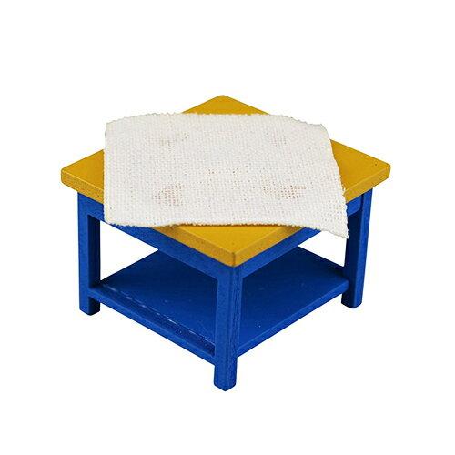 《NanoRoom迷你家具》NRS-013四角桌