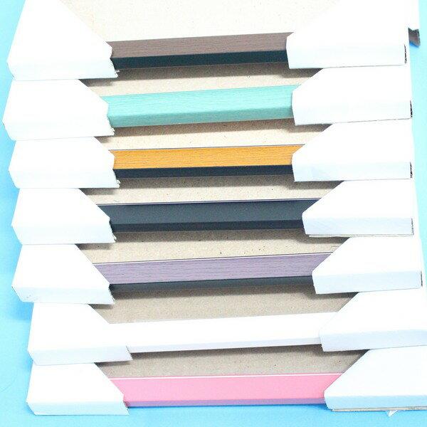 1000片拼圖框 台灣製 原木條 木框 相框 / 一個入(促450) 50cm x 75cm 證書框 油畫框 4