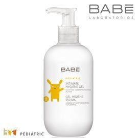 西班牙【BABE】貝貝Lab.女寶寶專用衛生清潔凝膠 200ml - 限時優惠好康折扣