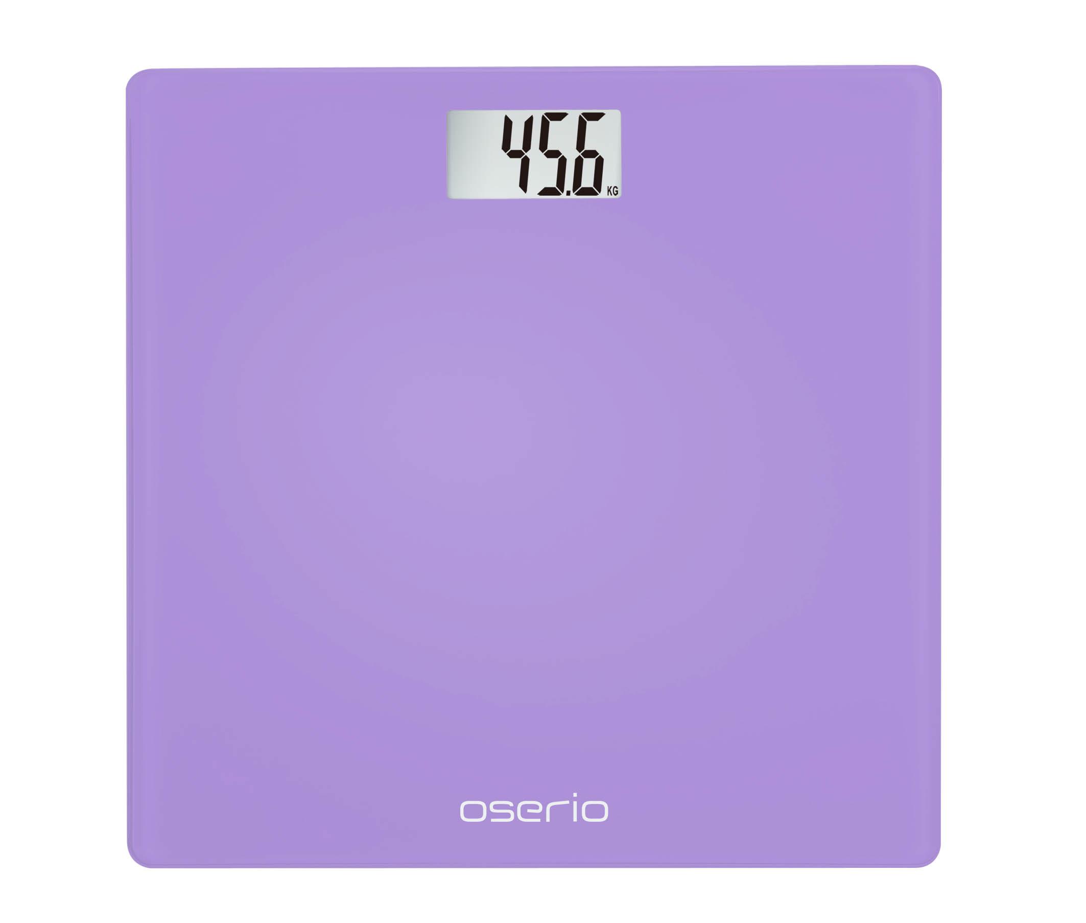 【oserio歐瑟若】電子體重計/秤/電子秤/BLG-261B