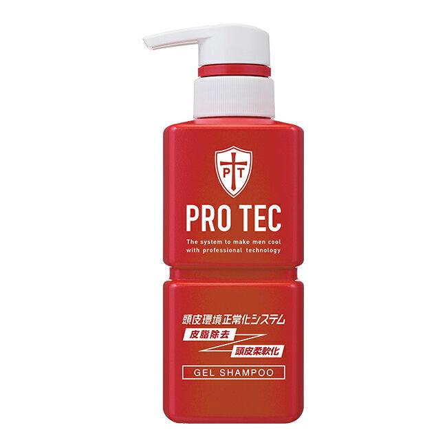 日本獅王PRO TEC 頭皮養護控油洗髮精300ml