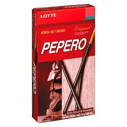 樂天LOTTE PEPERO巧克力棒 47g
