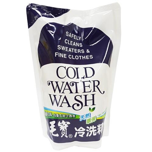 毛寶環保冷洗精補充包2000g