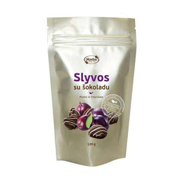 搜茶隊:Ruta歐洲百年巧克力品牌_李子巧克力(吃得到整顆李子)