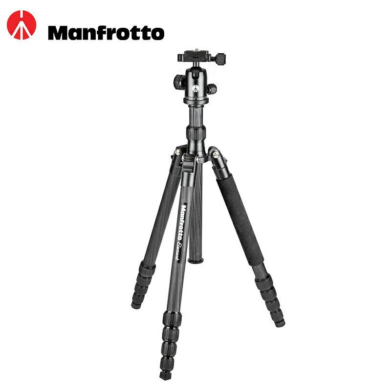 ◎相機專家◎ Manfrotto Element Traveler 大型 碳纖反摺三腳架 MKELEB5CF-BH 公司貨