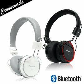 志達電子 XRD-BH800 CROSSROADS BH無線藍牙/NFC耳罩式觸控耳機 藍芽耳機可與iPad/iPhone5S/Samsung S4/Nexus5搭配使用
