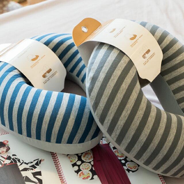 午睡之神 線條頸枕 (記憶棉) 紓壓/休息 職人最愛 2色可選