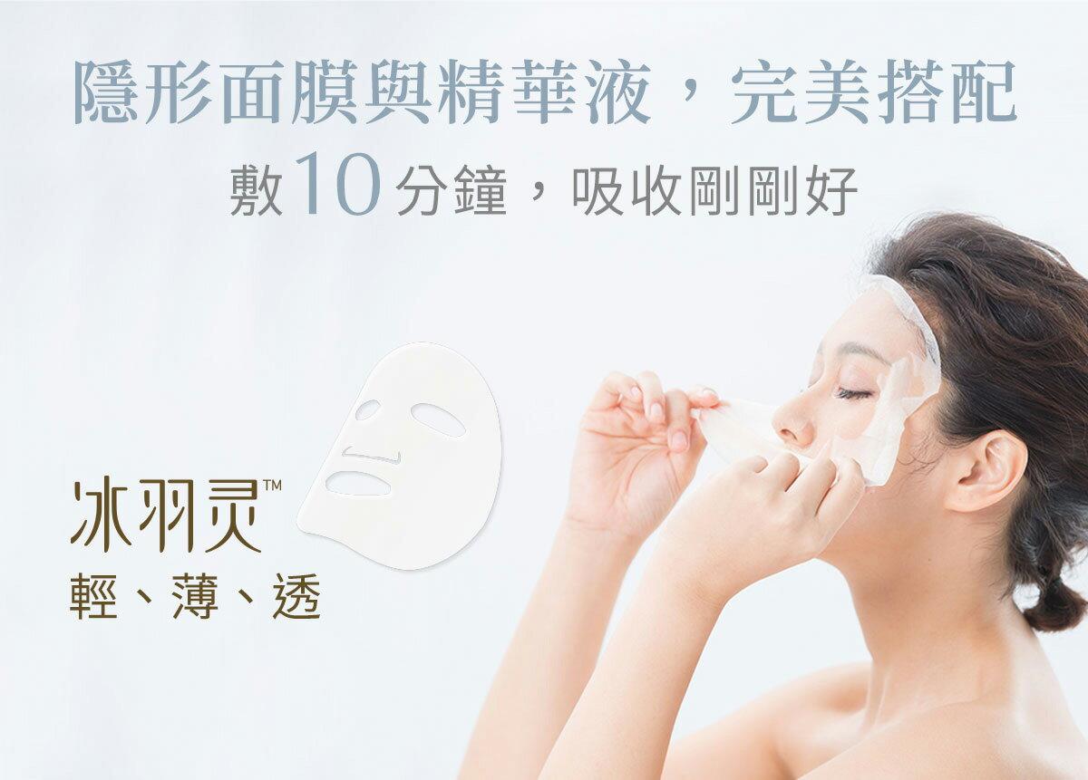 MIT👍滿額贈♥️【Inna Organic 童顏有機】綠茶玫瑰舒膚純露面膜 (1片) 6