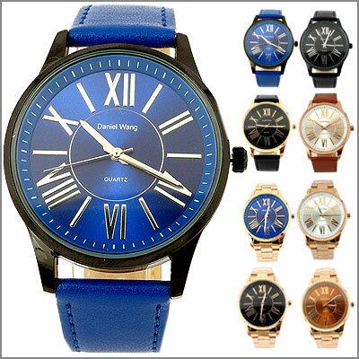 惡南宅急店【0513F】經典羅馬錶送禮推薦 皮革錶 金屬錶 男錶女錶可 情侶錶 情侶對錶 (12款)