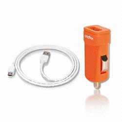 【迪特軍3C】VogDUO【PK115】迷你型USB車用充電組(扁平型) (IP-A-PK115)