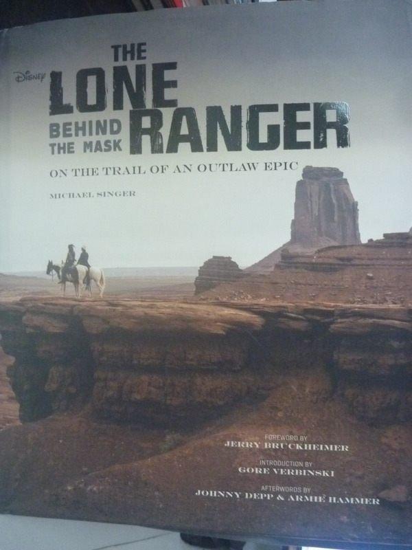 ~書寶 書T2/影視_ZEM~The Lone Ranger: Behind the Ma