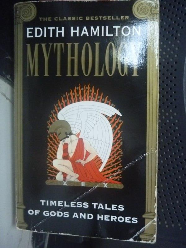 【書寶二手書T5/宗教_LHU】Mythology: Timeless Tales of Gods and